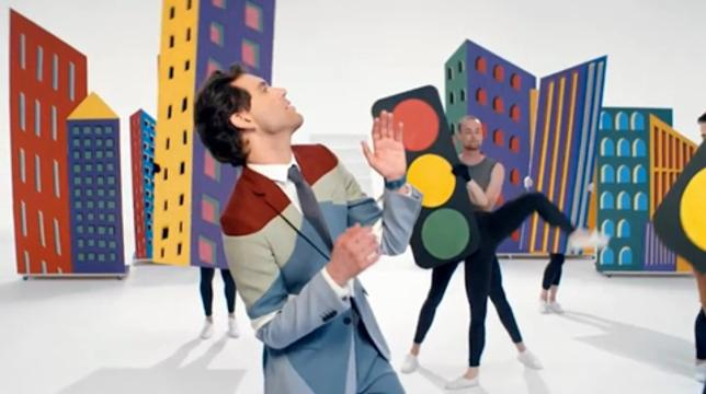 Mika presenta el videoclip de 'Talk About You'
