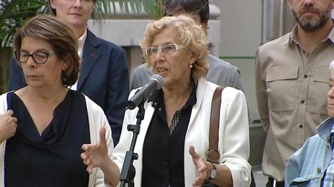 Carmena instala nuevos semáforos los 'gay friendly' con motivo del World Pride 2017