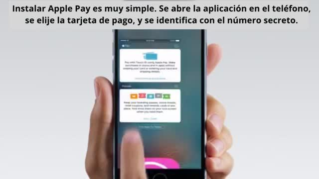 Apple Pay aterriza en Espan?a
