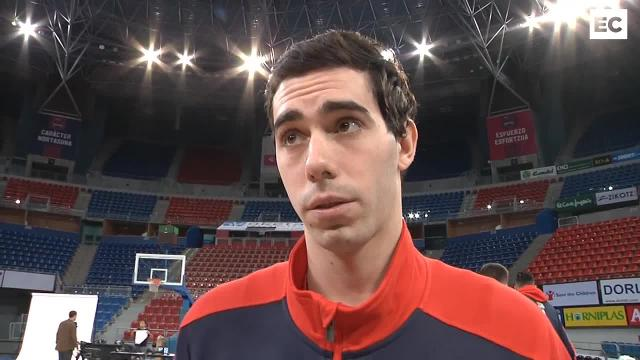 El Baskonia celebra su 'Media Day'