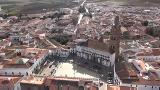 La Plaza Mayor de Llerena. Un recorrido histórico y virtual