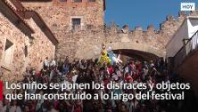 Desfile Womad