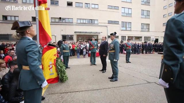 Fiesta de la Guardia Civil de Palencia